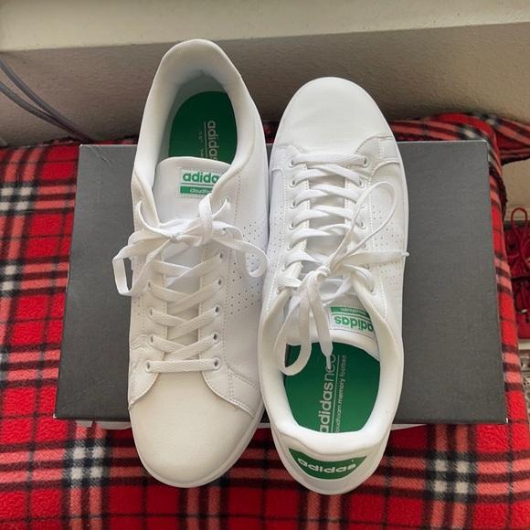 Adidas size 13 men's sneakers Cloudform EUC